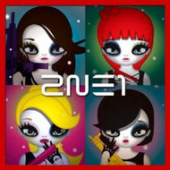 MUSIC PLAZA CD 2NE1 | 투애니원 2ND MINI ALBUM - I AM THE BEST