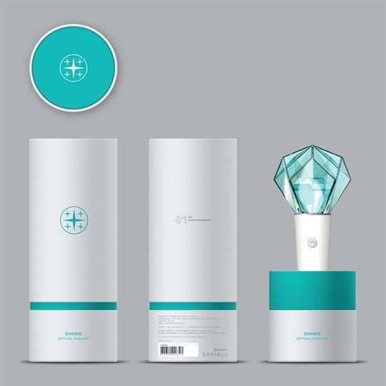 Shinee Official Light Stick  2018