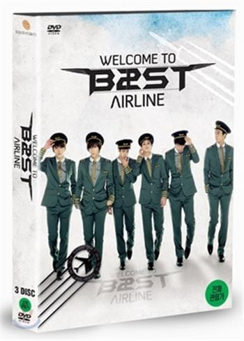 <strong>비스트 Beast | 1st Concert-Welcome To Beast Airline</strong><br/>