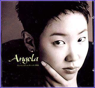 MusicPlaza CD 안젤라 Angella 1집/That Girl From Beverly Hills