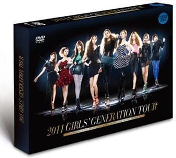 MUSIC PLAZA DVD <strong>소녀시대 | Girls'' Generation</strong><br/>2011 GIRLS' GENERATION TOUR