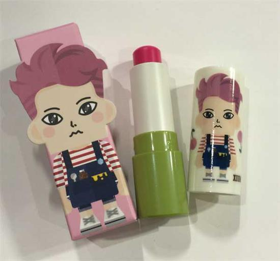 EXO XIUMIN</strong><br/>PAPER TOY<br/>LIP BALM / CHERRY