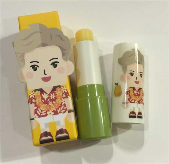 MUSIC PLAZA Goods EXO SUHO</strong><br/>PAPER TOY<br/>LIP BALM / MANGO