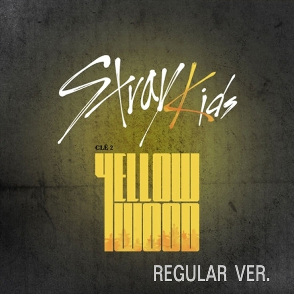 스트레이 키즈 | STRAY KIDS | SPECIAL ALBUM [ CLE 2 : YELLOW WOOD ]