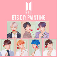 방탄소년단 | BTS DIY PAINTING | OFFICIAL MD