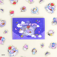 BT21 BABY FLAKE STICKER PACK [ DREAM ]