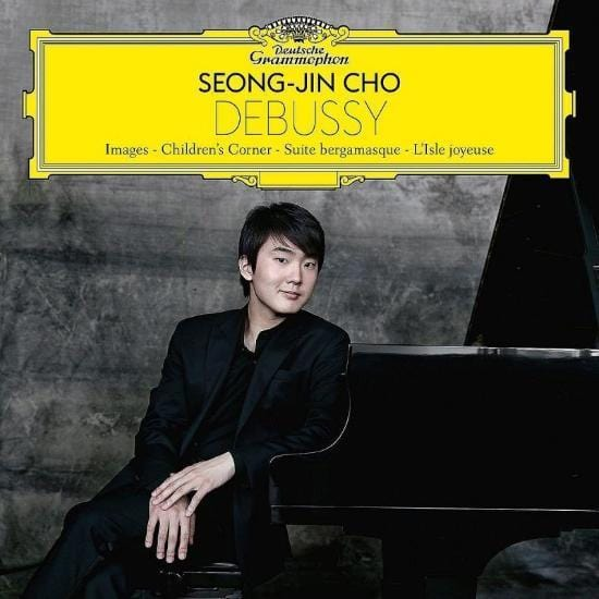 MUSIC PLAZA CD SEONG-JIN CHO | 조성진 | Debussy