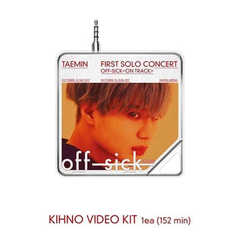 Taemin 1st Solo Concert | OFF-SICK Kihno Video