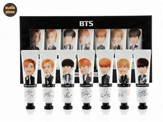 BTS | 방탄소년단 | HAND CREAM SET<br/>7PCS