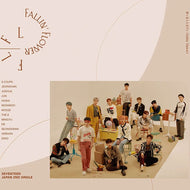 SEVENTEEN JAPAN 2ND SINGLE [ FALLIN' FLOWER ] | CD+BOOKLET | VER.A