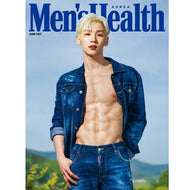 맨스헬스 | MEN'S HEALTH 2021-6 [ JEON WOONG(AB6IX)]