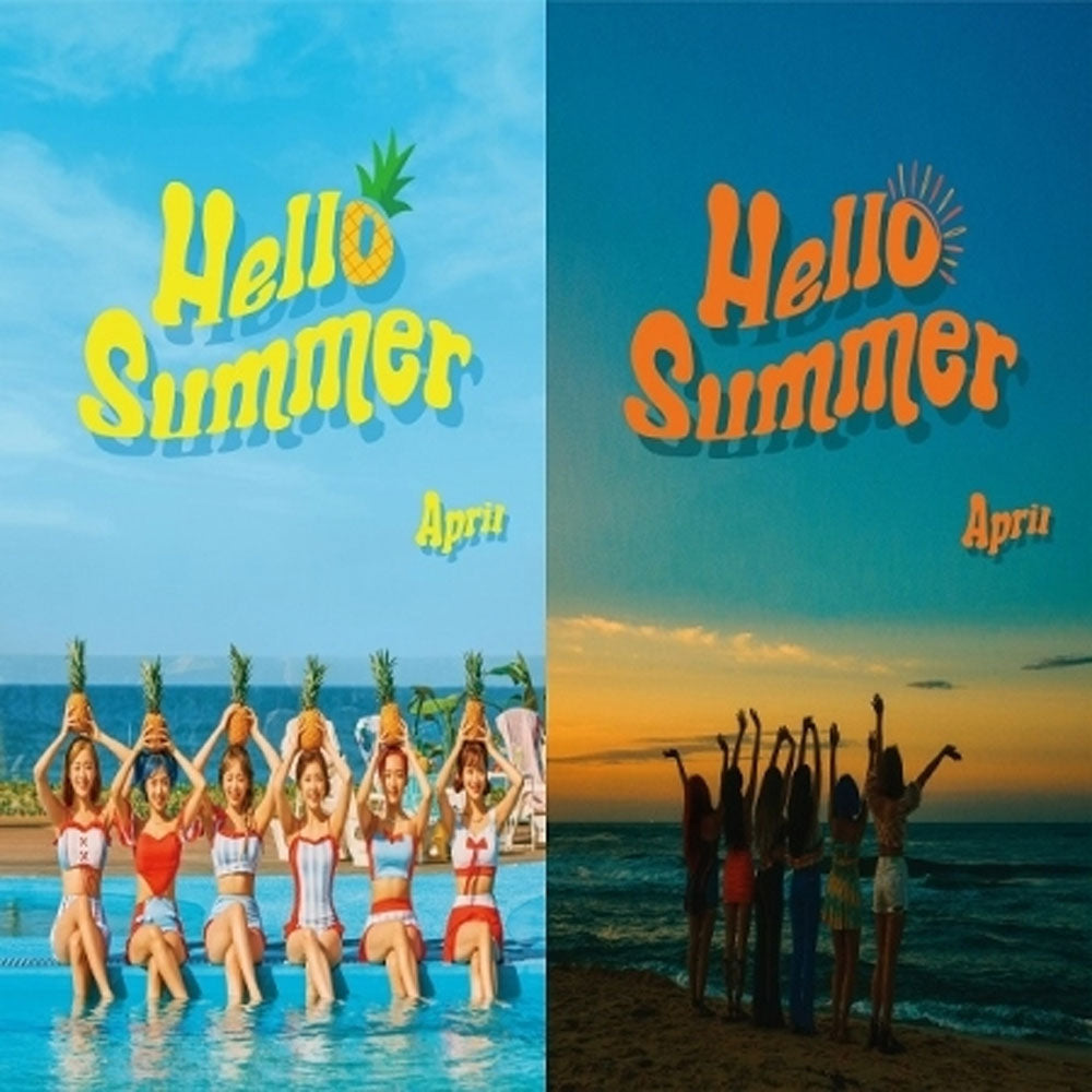 에이프릴 | APRIL SPECIAL ALBUM [ HELLO SUMMER ]