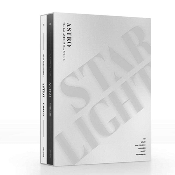 아스트로  ASTRO THE 2ND ASTROAD TO SEOUL [STAR LIGHT] DVD