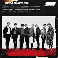 ATEEZ TREASURE EP. Map To Answer [CD+DVD]<TYPE-A>JAPANESE ALBUM