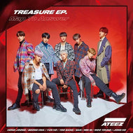 ATEEZ TREASURE EP. Map To Answer<TYPE-Z>JAPANESE ALBUM