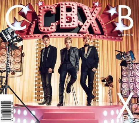 EXO CBX | 엑소 첸백시 | 1ST JPN FULL ALBUM - MAGIC  GROUP VER.  CD+DVD