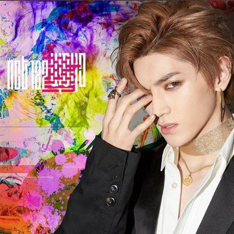 NCT 127 | 엔시티 127 | 1ST JPN MINI ALBUM - CHAIN TAEYONG VERSION