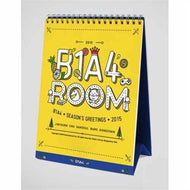 MUSIC PLAZA Goods B1A4</strong><br/>2015 SEASON'S GREETING