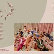 SEVENTEEN JAPAN 2ND SINGLE [ FALLIN' FLOWER ] | CD+BOOKLET | VER.B