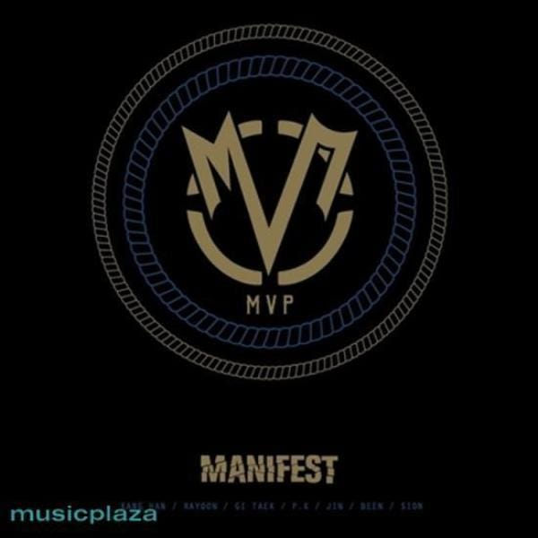 MUSIC PLAZA CD <strong>엠브이피 | MVP</strong><br/>1ST MINI ALBUM</br>MANIFEST