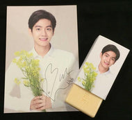 MUSIC PLAZA Goods BACKHYUN / EXO</strong><br/>CLEANSING FOAM SOAP+1 POST CARD<br/>PEACH SCENT