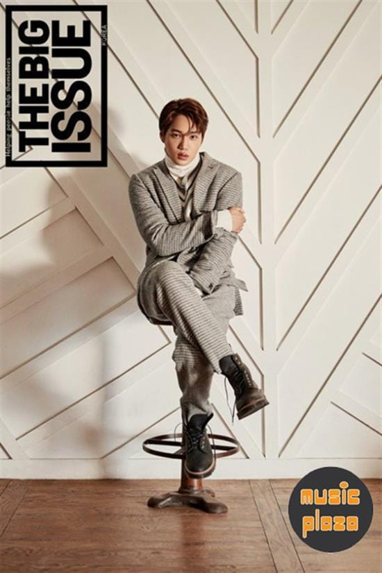 MUSIC PLAZA Magazine <strong>빅이슈 | THE BIG ISSUE</strong><br/>VOL.168<br/>COVER / KAI