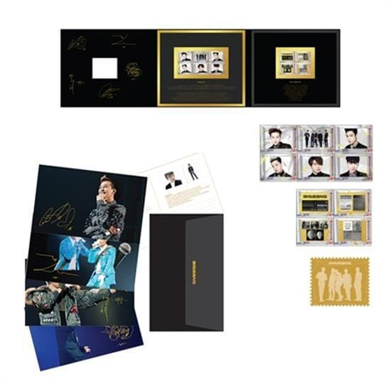 MUSIC PLAZA Goods Bigbang | 빅뱅 | SPECIAL STAMP SET