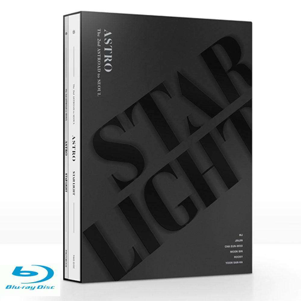 MUSIC PLAZA DVD 아스트로  ASTRO THE 2ND ASTROAD TO SEOUL [STAR LIGHT] BLU-RAY