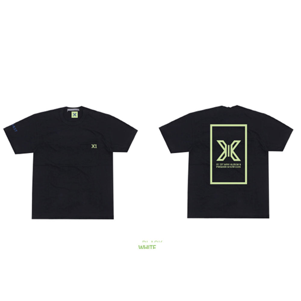 X1 PREMIER SHOW-CON OFFICIAL GOODS [  T-SHIRTS ] | FREE SIZE