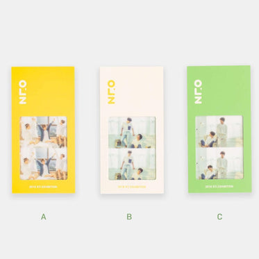 BTS 2018 EXHIBITION [ BOOKMARK ] OFFICIAL MD