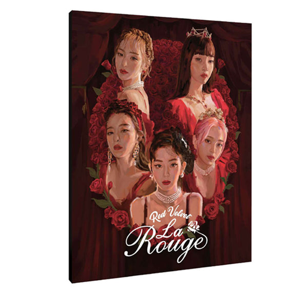 RED VELVET [ BROCHURE ] La Rouge CONCERT GOODS