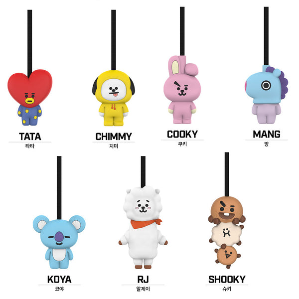 BT21 CHARACTER FIGURE CABLE [ IPHONE ]