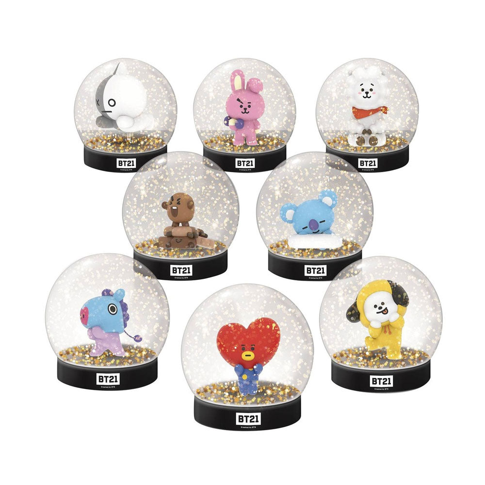 BT21 MINI SNOW GLOBE | OFFICIAL MD
