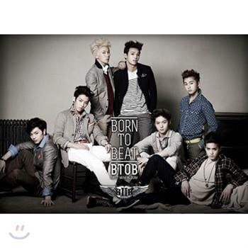 MUSIC PLAZA CD 비투비 | BTOB</strong><br/>1ST MINI ALBUM<br/>BORN TO BEAT