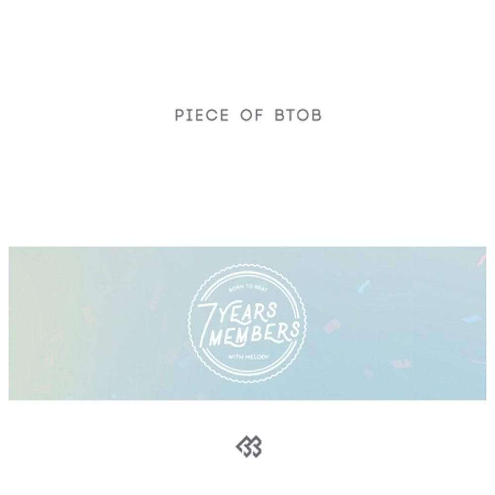 비투비 | BTOB [ Piece of BTOB ] 7 CD