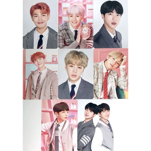 BTS X OFFICIAL / HAPPY EVER AFTER - MINI PHOTO CARD SET