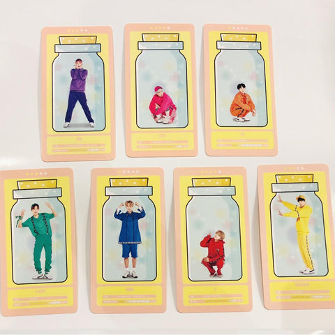 BTS 4TH MUSTER | HAPPY EVER AFTER OFFICIAL GOODS [ CLOUD CARD SET ]