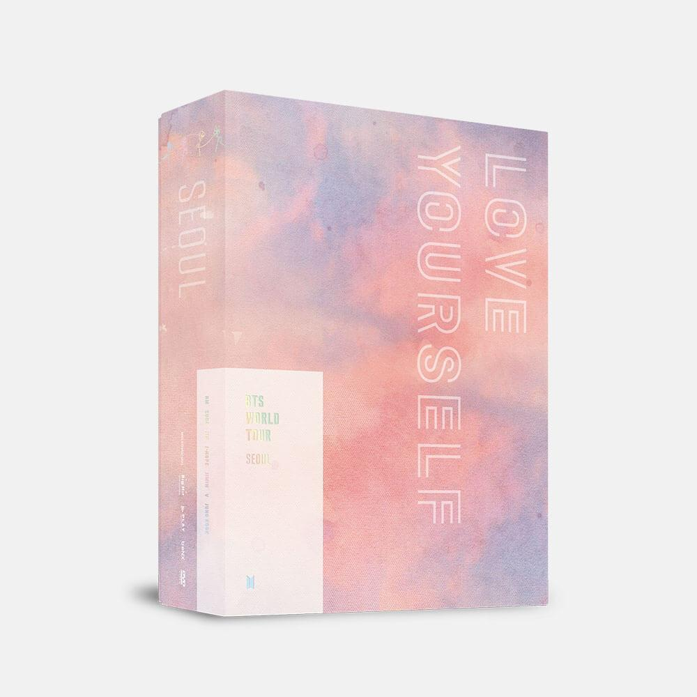MUSIC PLAZA DVD 방탄소년단 | BTS [ LOVE YOURSELF SEOUL CONCERT ] DVD