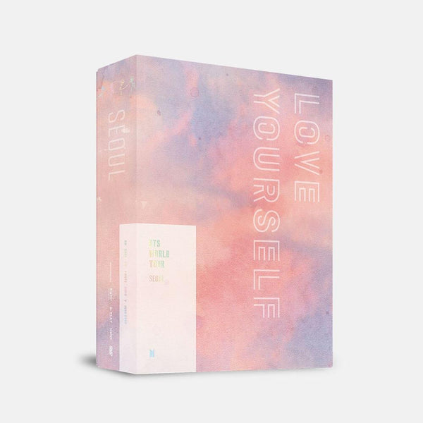 방탄소년단 | BTS [ LOVE YOURSELF SEOUL CONCERT ] DVD