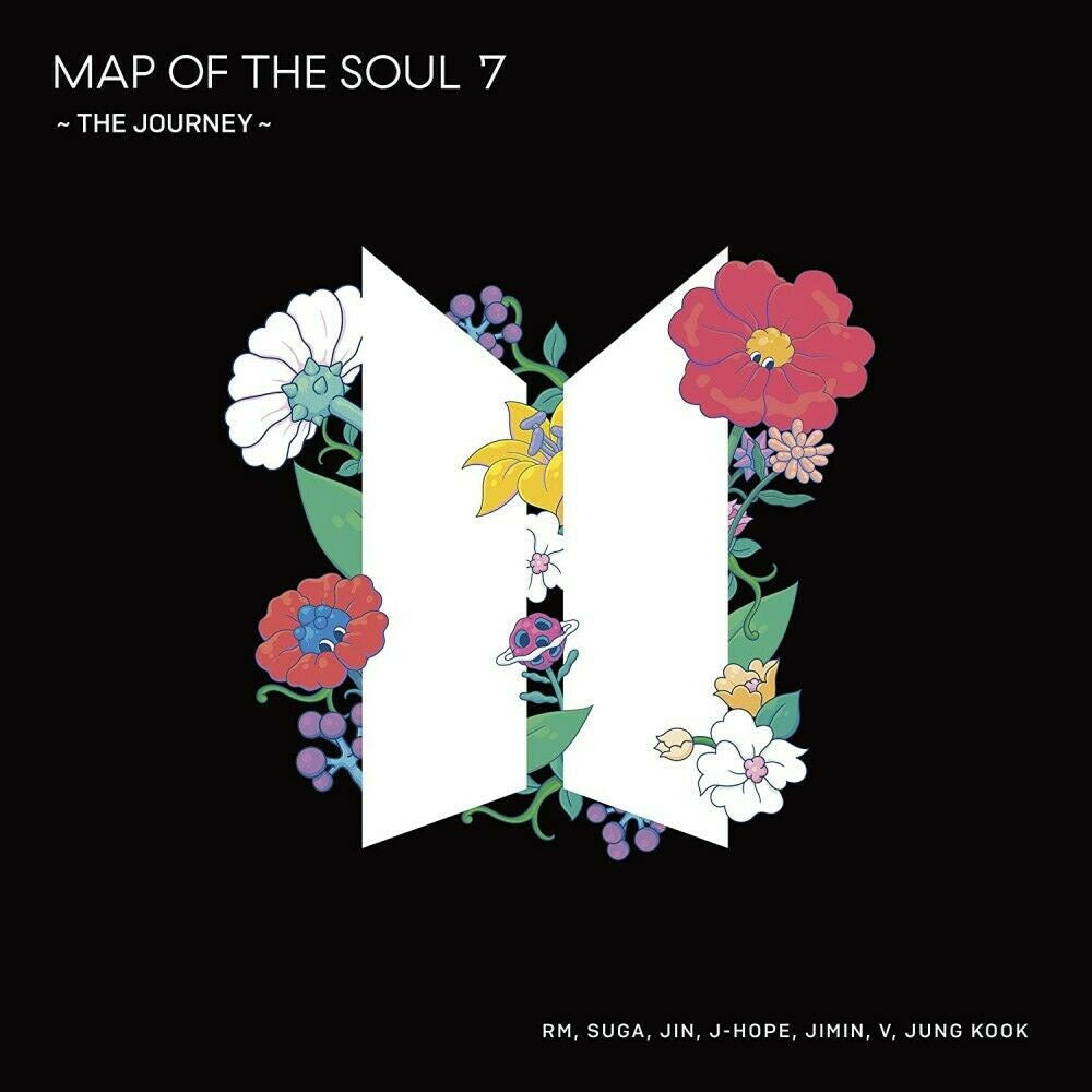 BTS MAP OF THE SOUL 7 ~ THE JOURNEY ~ JAPANESE VER.