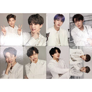 BTS WORLD TOUR [ THE FINAL] MINI PHOTO CARD SET