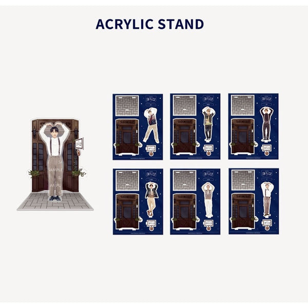 BTS MAGIC SHOP ACRYLIC STAND - ONLY 'V' Availability