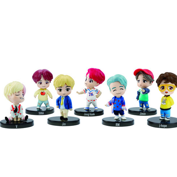 MATTEL*  BTS MINI VINYL ASSORTMENT (COLLECTIBLE, TOY, DOLL)