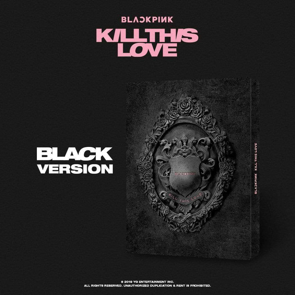 블랙핑크 | BLACKPINK 2ND MINI ALBUM [ KILL THIS LOVE