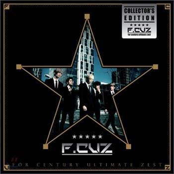 MUSIC PLAZA CD <strong>포커즈 F.Cuz | 3rd Mini Album: For Century Ultimate Zest</strong><br/>
