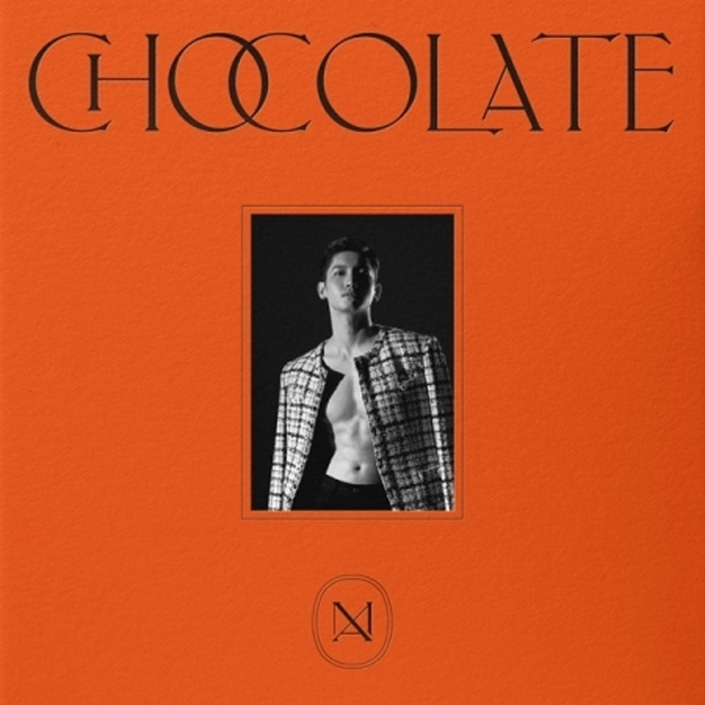 최강창민 | MAX ( TVXQ) 1ST MINI ALBUM [ Chocolate ]