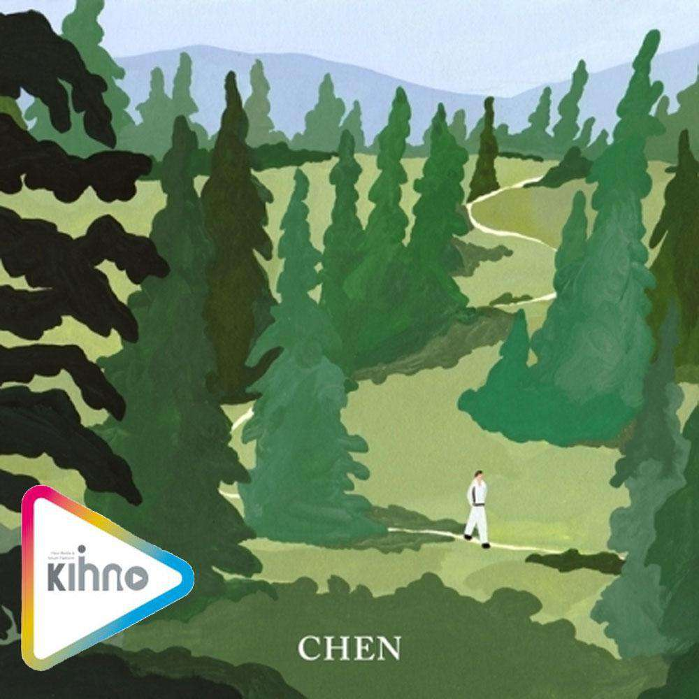 첸 | CHEN 1ST MINI ALBUM [  4월, 그리고 꽃 / APRIL, AND FLOWER ] KIHNO KIT+ PHOTO BOOK