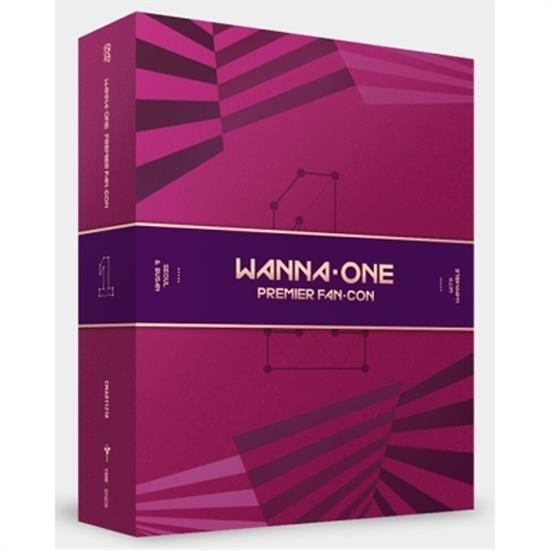 MUSIC PLAZA DVD <strong>Wanna One | 워너원</strong> PREMIER FAN-CON [DVD]