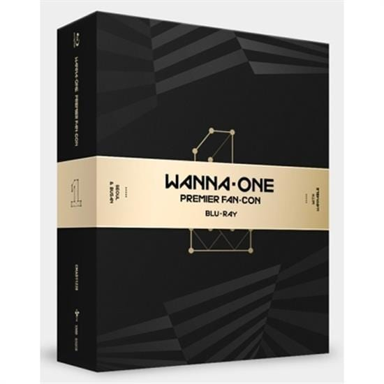 MUSIC PLAZA DVD Wanna One |  워너원 | Premier Fan-Con [BLU-RAY]