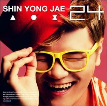 MUSIC PLAZA CD <strong>신용재 Shin, Yongjae | 1st Solo-24</strong><br/>포맨<br/>4men